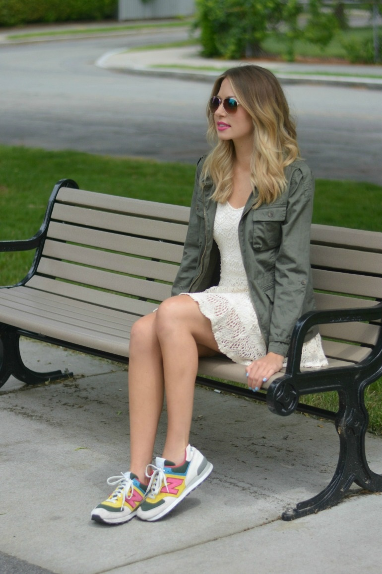 In: style post. alliewears new balance ...